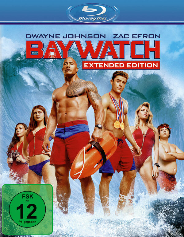 Baywatch Blu-ray Bild