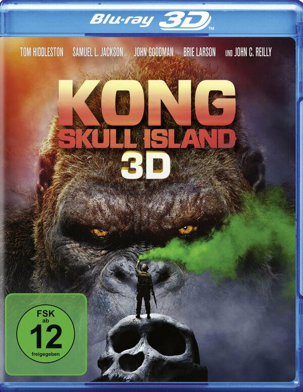 Kong: Skull Island Blu-ray Bild