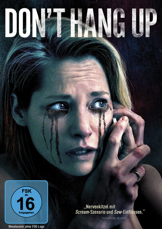 Don't Hang Up DVD Bild