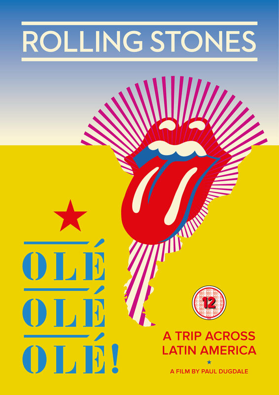 Rolling Stones - Ole Ole Ole! - A Trip Across... DVD Bild