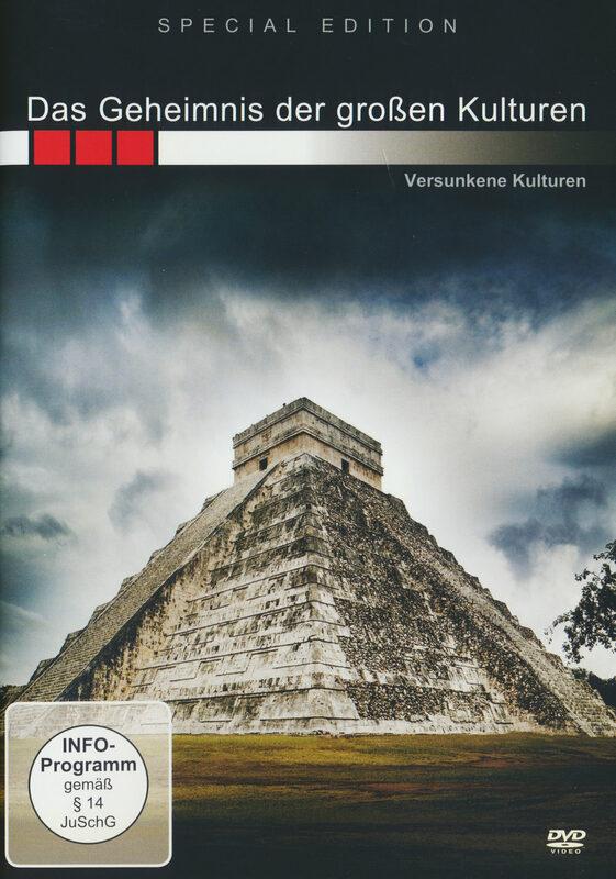 Das Geheimnis der großen Kulturen  [SE] DVD Bild