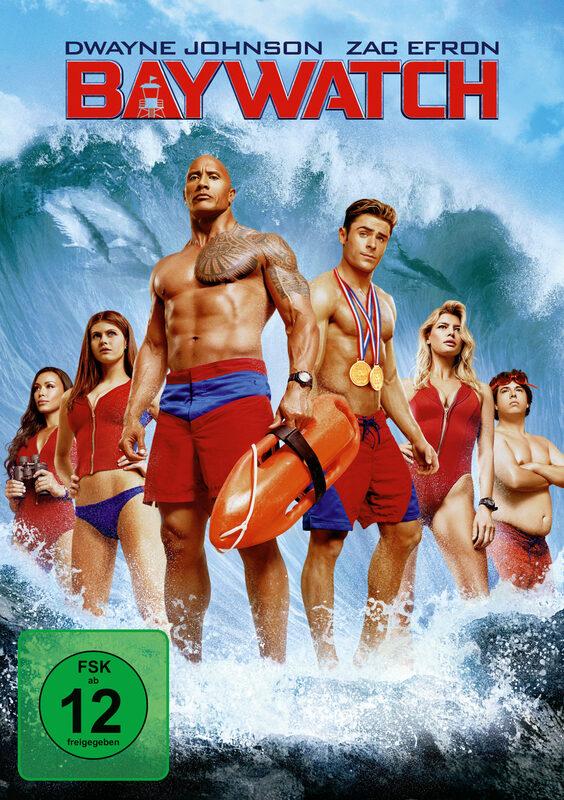 Baywatch DVD Bild