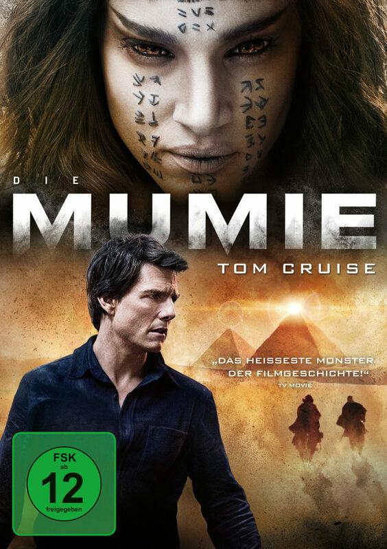 Die Mumie DVD Bild