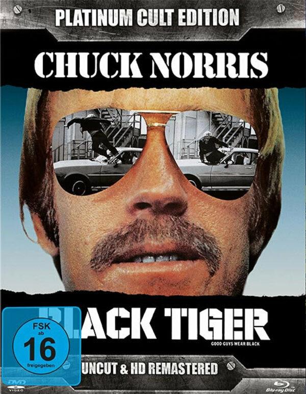Black Tiger - Platinum Cult Ed. - Uncut/HD-Rem. Blu-ray Bild