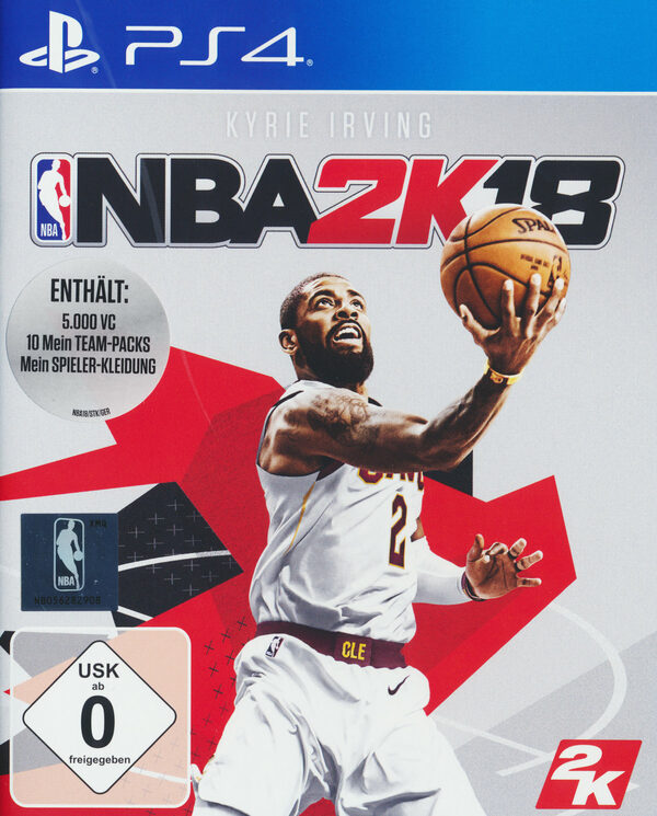 NBA 2K 18 Playstation 4 Bild