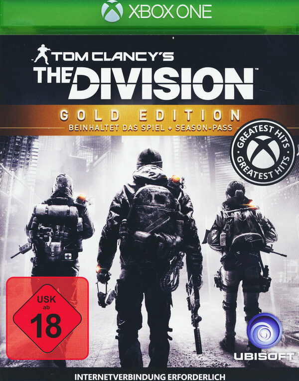 Tom Clancy's - The Division (Gold Edition) XBox One Bild
