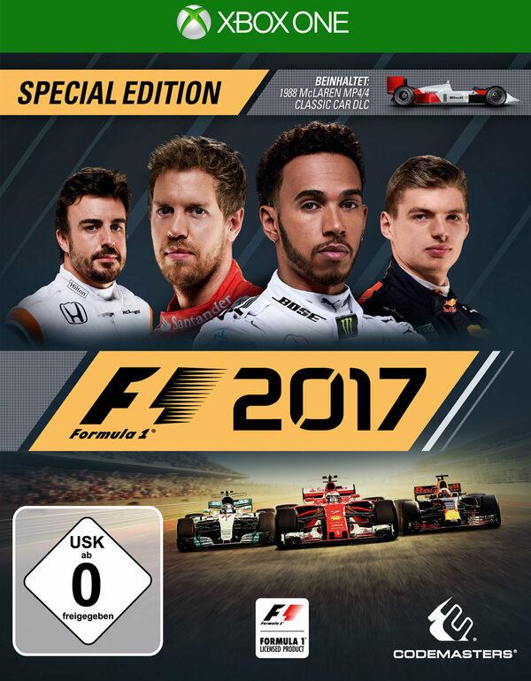 F1 2017 (Special Edition) XBox One Bild