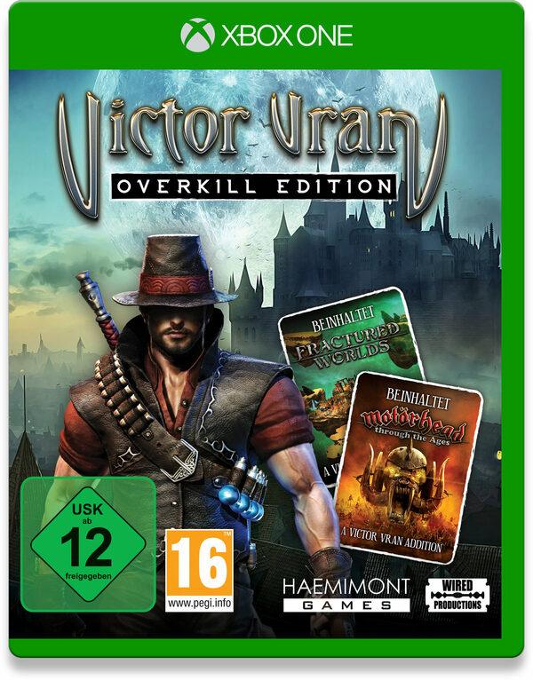 Victor Vran - Overkill Edition XBox One Bild
