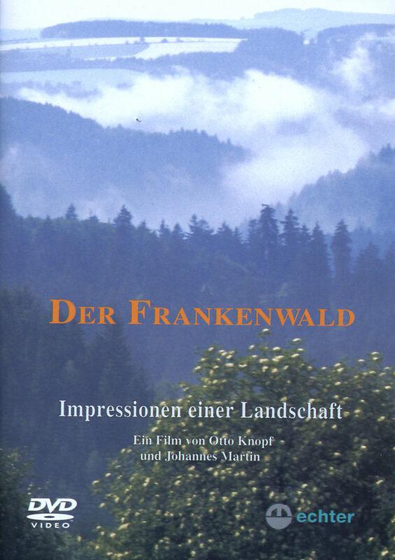 Der Frankenwald - Impressionen einer Landschaft DVD Bild