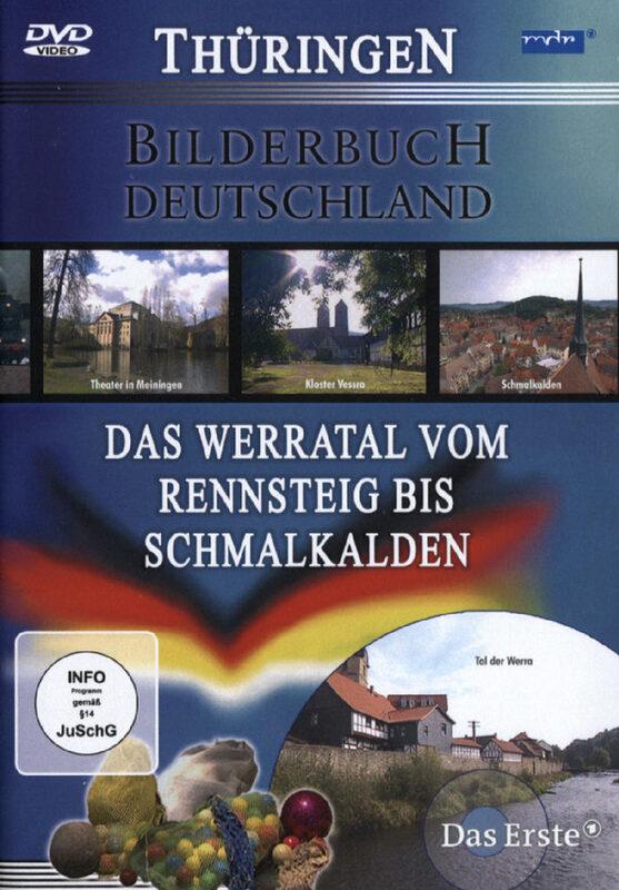 Das Werratal vom Renn... - Bilderbuch Deutschl. DVD Bild