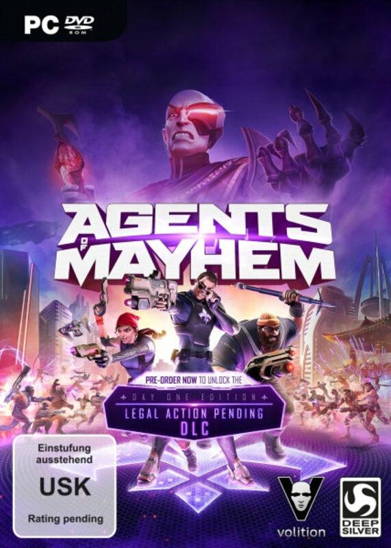 Agents of Mayhem (Day One Edition) PC Bild