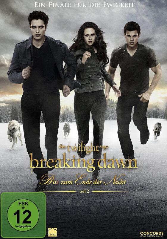 Breaking Dawn - Biss zum Ende der Nacht 2 DVD Bild