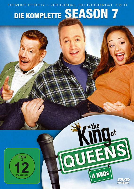 King of Queens - Season 7  [4 DVDs] DVD Bild