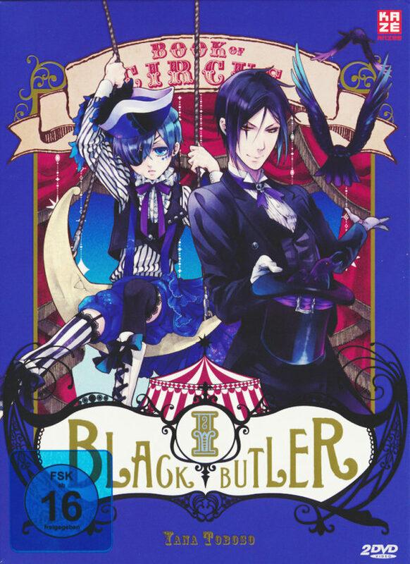 Black Butler Staffel 2 Deutsch