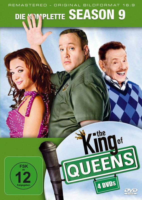 King of Queens - Season 9  [3 DVDs] DVD Bild