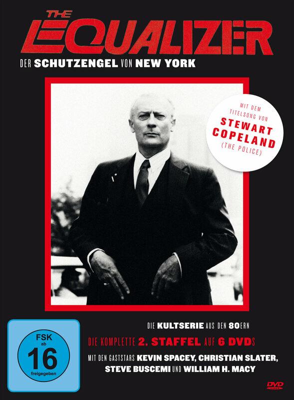 The Equalizer - Der Schutz... - St. 2  [6 DVDs] DVD Bild