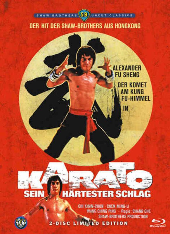 Karato - Sein härtester Schlag - Uncut  [LE] Blu-ray Bild