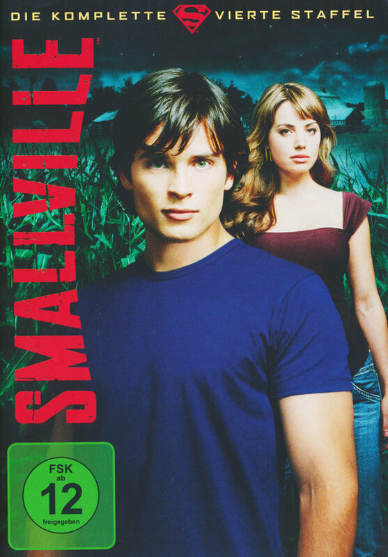 Smallville - Staffel 4  [6 DVDs] DVD Bild