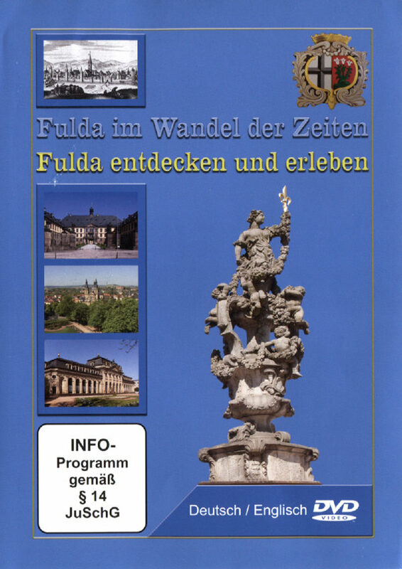 Fulda im Wandel der Zeiten - Neuauflage DVD Bild