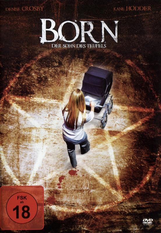 Born - Der Sohn des Teufels DVD Bild