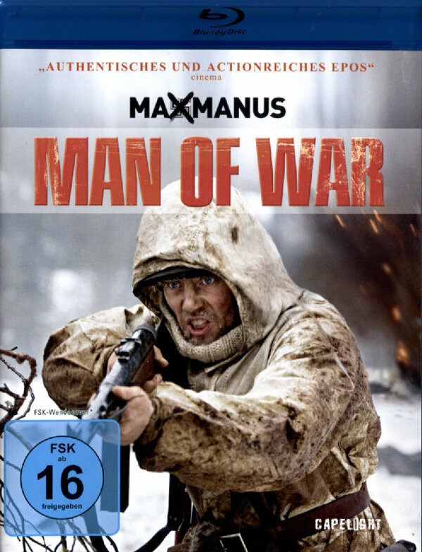 Man of War - Max Manus Blu-ray Bild