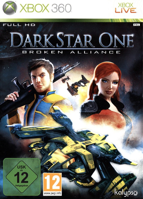 Darkstar One - Broken Alliance XBox 360 Bild