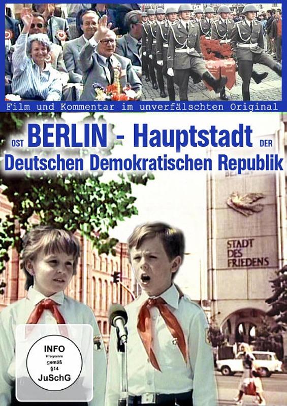 Ost-Berlin 2 - Hauptstadt der Deutschen Dem. R. DVD Bild