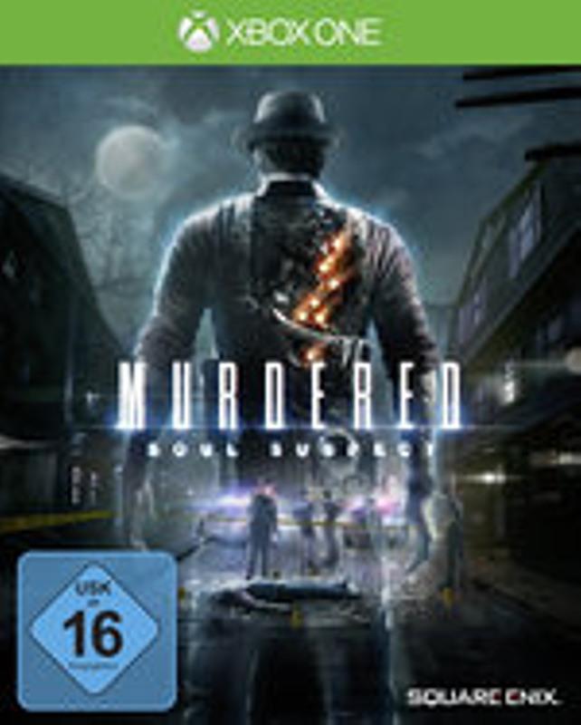 Murdered - Soul Suspect XBox One Bild
