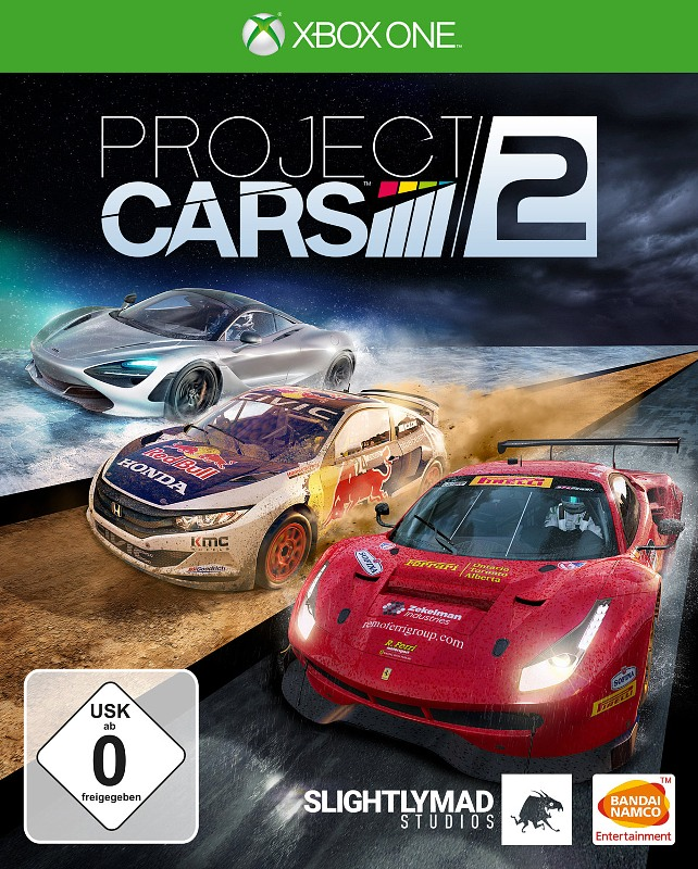 Project Cars 2 XBox One Bild