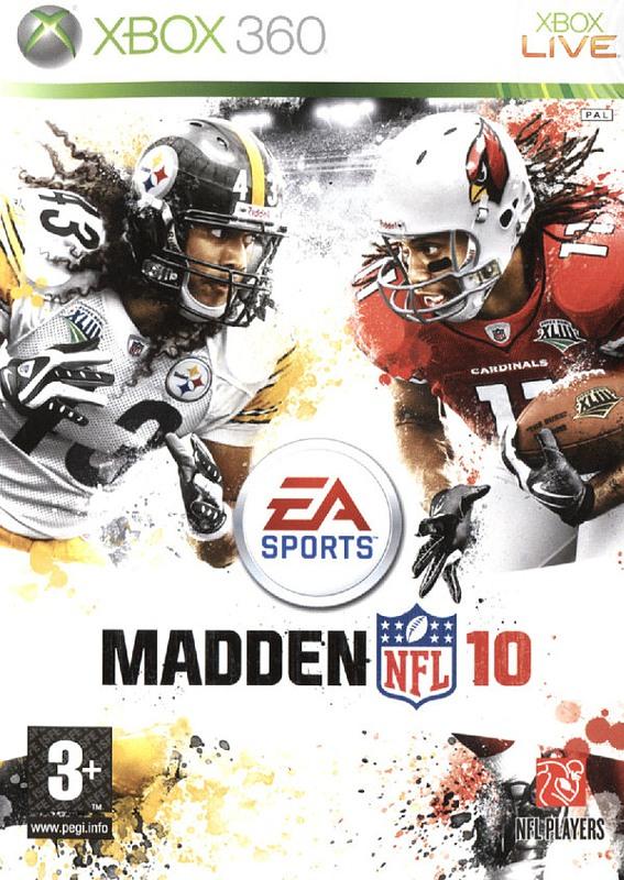 Madden NFL 10 (englische Version) XBox 360 Bild
