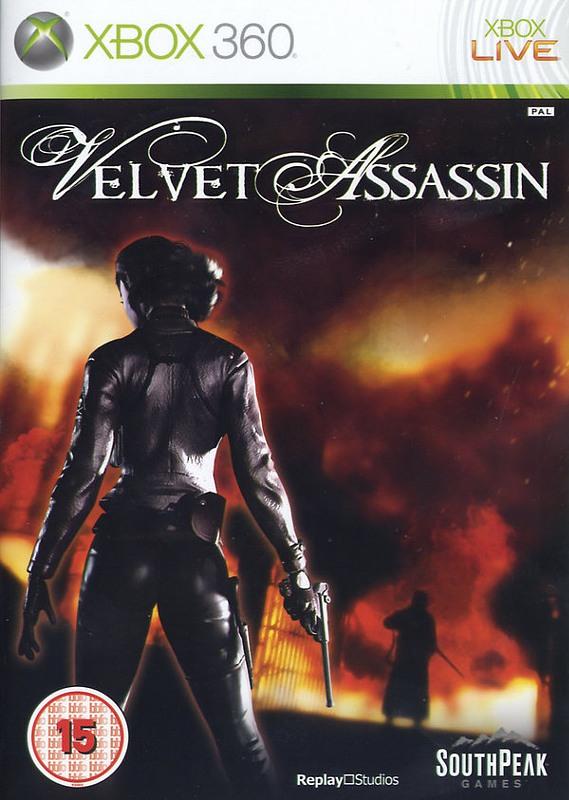 Velvet Assassin (englische Version) XBox 360 Bild