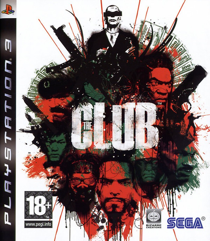 The Club PS3 Bild