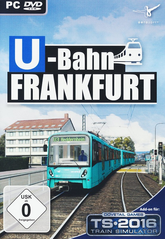 Train Simulator 2016 - U-Bahn Frankfurt PC Bild