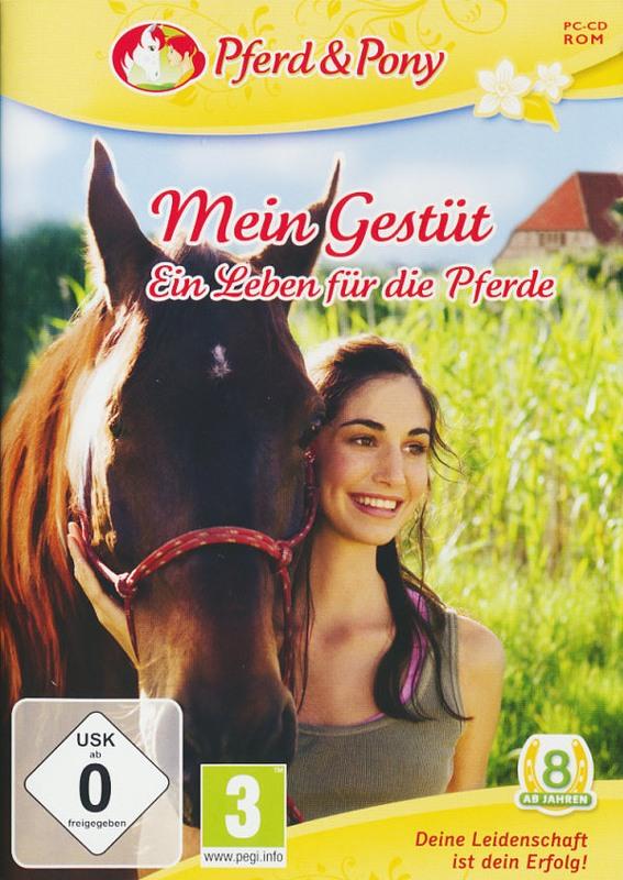 Mein Gestüt - Ein Leben für die Pferde PC Bild