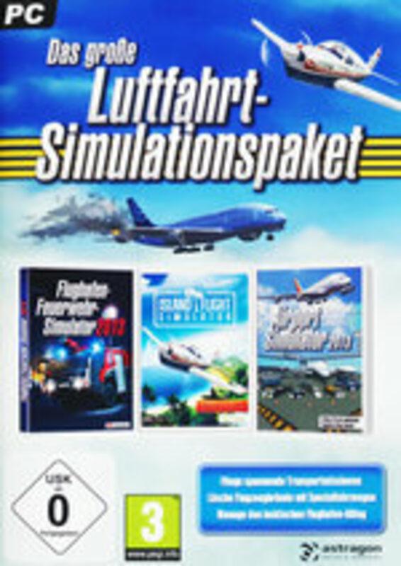 Das große Luftfahrt-Simulationspaket PC Bild