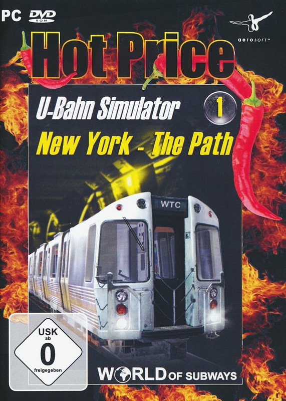 World of Subways - Vol. 1 New York PC Bild