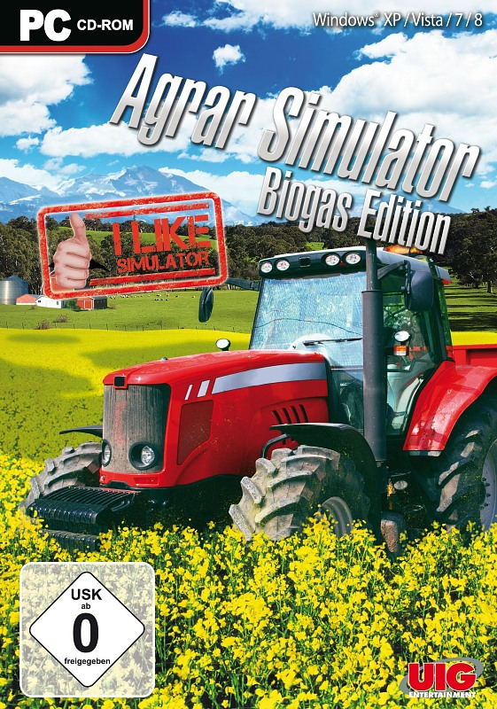 Agrar Sim Biogas Edition PC Bild
