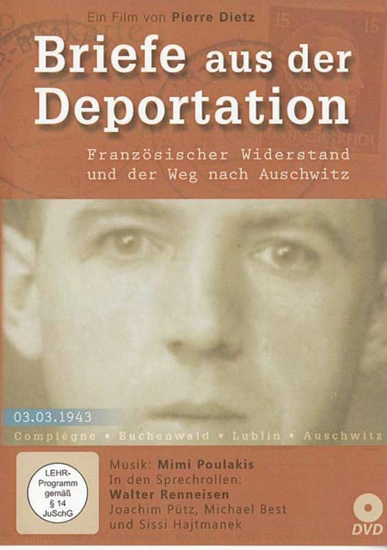 Briefe aus der Deportation DVD Bild