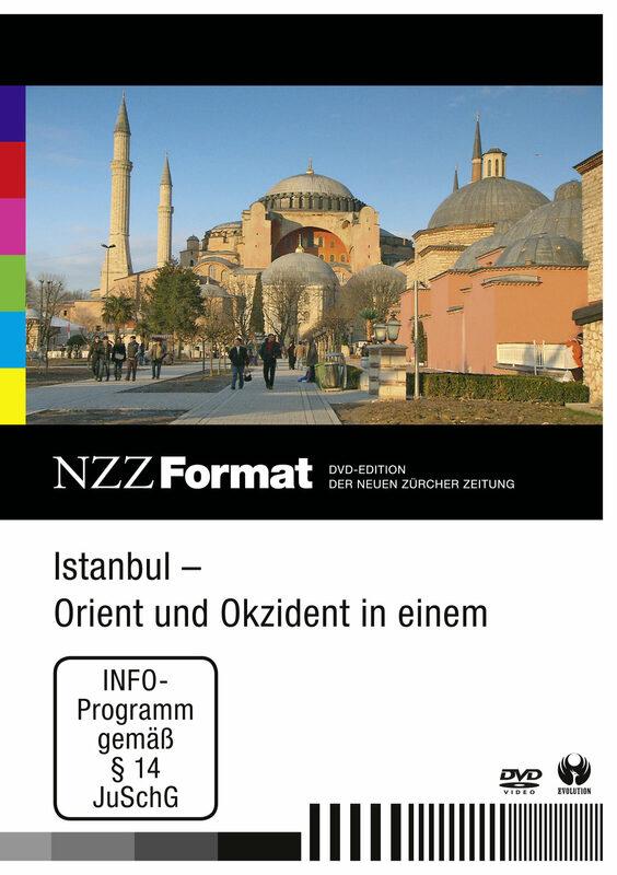 Istanbul - Orient und Okziden in einem - NZZ DVD Bild