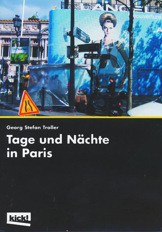 Tage und Nächte in Paris DVD Bild