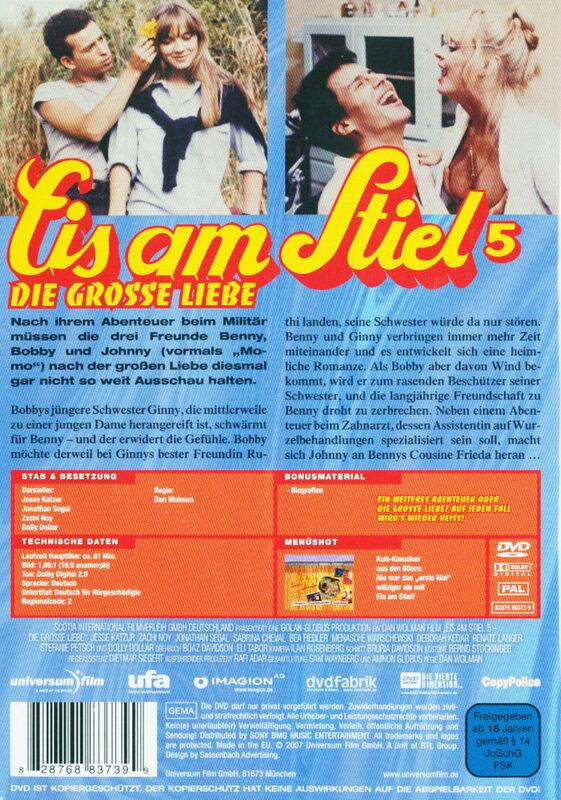 Eis Am Stiel 5 – Die Große Liebe 1984