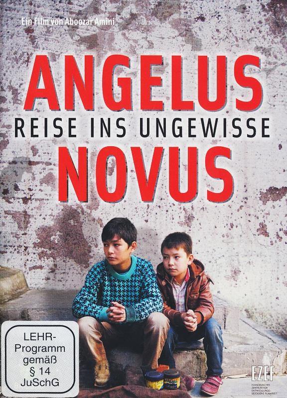 Mit den Augen eines Flüchtlingskindes DVD Bild