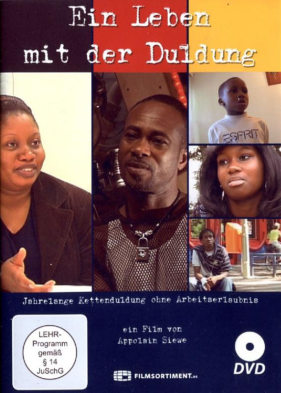 Ein Leben mit der Duldung DVD Bild