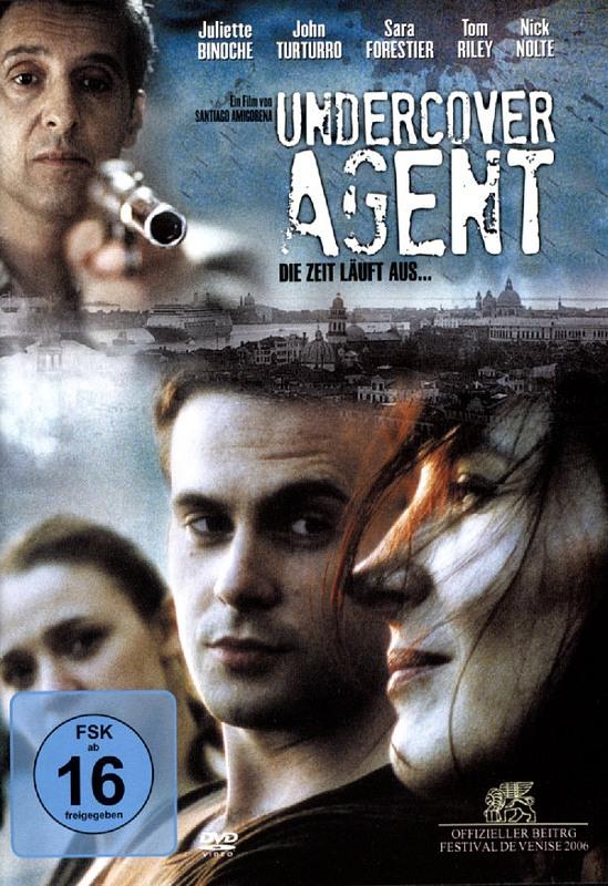 Undercover Agent DVD Bild