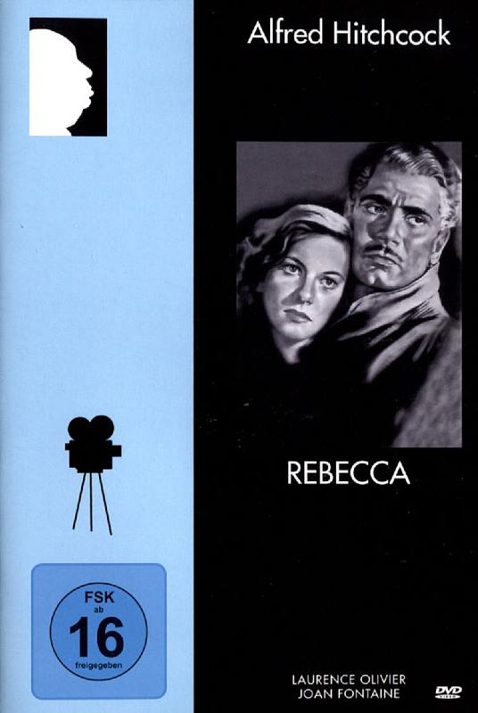 Rebecca - Alfred Hitchcock DVD Bild