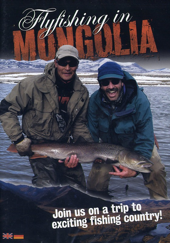 Flyfishing in Mongolia DVD Bild