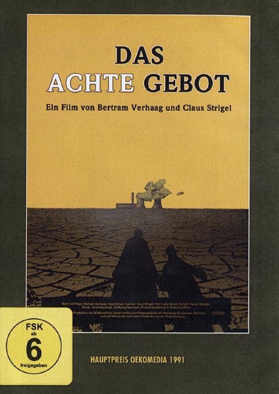 Das achte Gebot DVD Bild