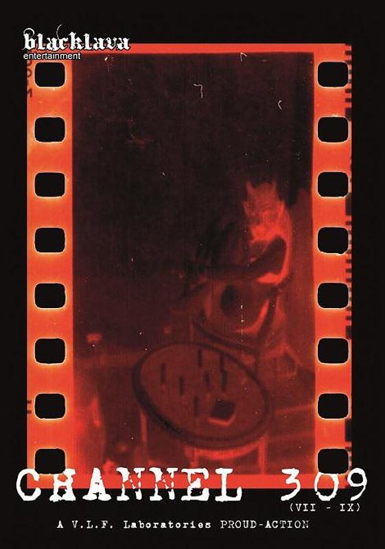 Channel 309 - Episode 7-9 DVD Bild
