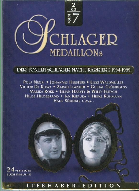 Schlager Medaillons DVD Bild