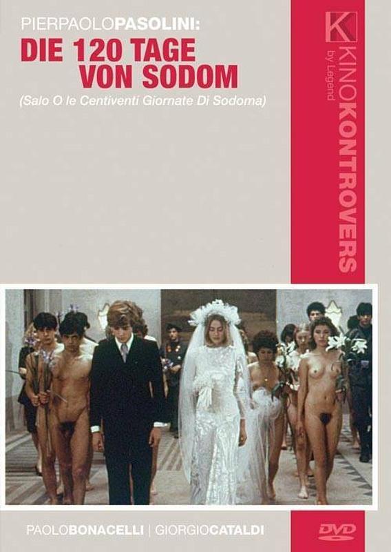 Die 120 Tage von Sodom DVD Bild